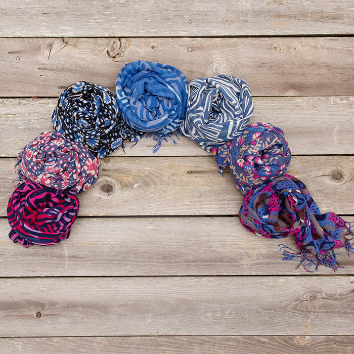 Our Favorite Fall Scarves