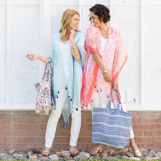 Summer-Proof Ways To Style Kimonos For Different Occasions
