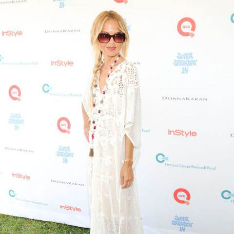 3 Celebrities Who Styled the Kaftan to Perfection This Summer