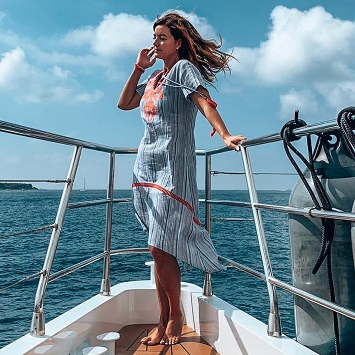 Woman Takes World - Meet Gretchen, Travel & Lifestyle Influencer