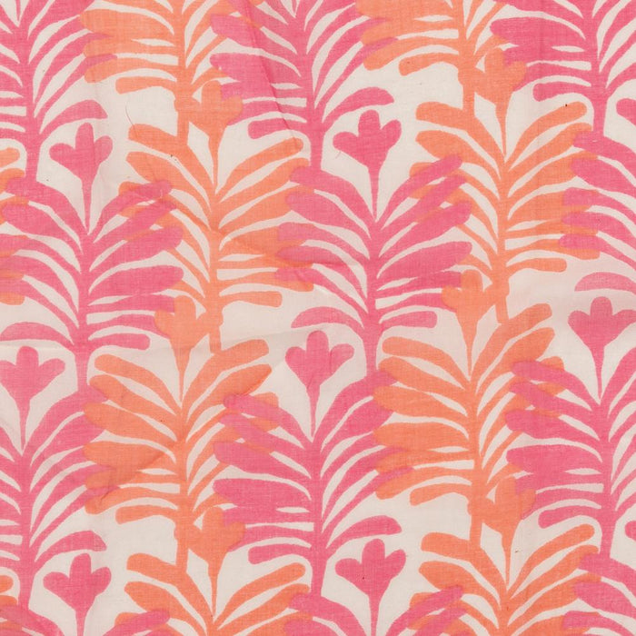 Georgia Pink blu Cotton Beach Shift - rockflowerpaper LLC