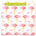 Pink Flamingos Cocktail Napkins - rockflowerpaper LLC