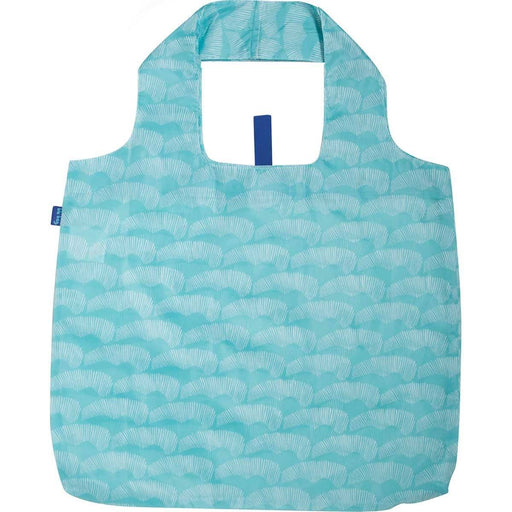 Sand Dunes Ocean Blu Bag Reusable Shopping Tote - rockflowerpaper LLC