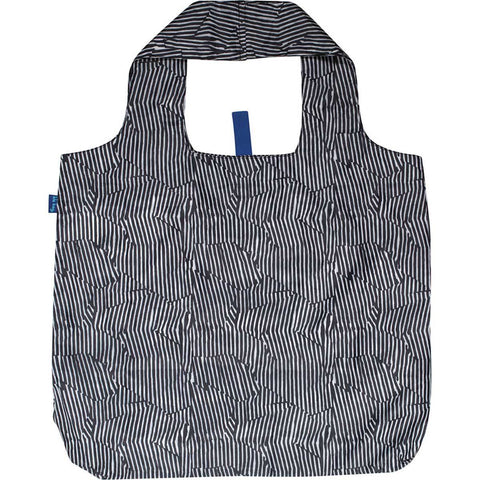 Zebra Blu Bag Reusable Shopping Tote