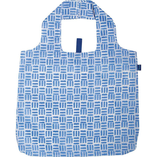 Pillars Blu Bag Reusable Shopping Tote - rockflowerpaper LLC