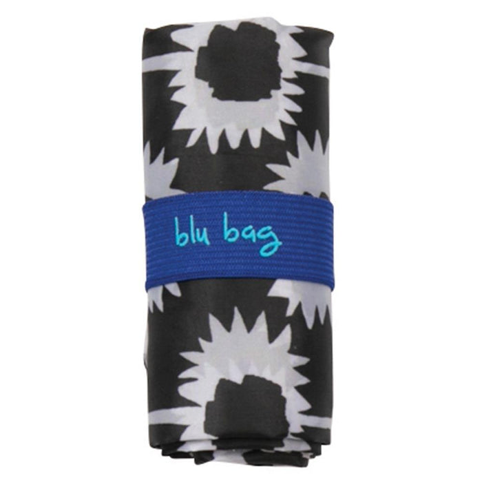 Blake Black Blu Bag Reusable Shopping Bags - rockflowerpaper LLC