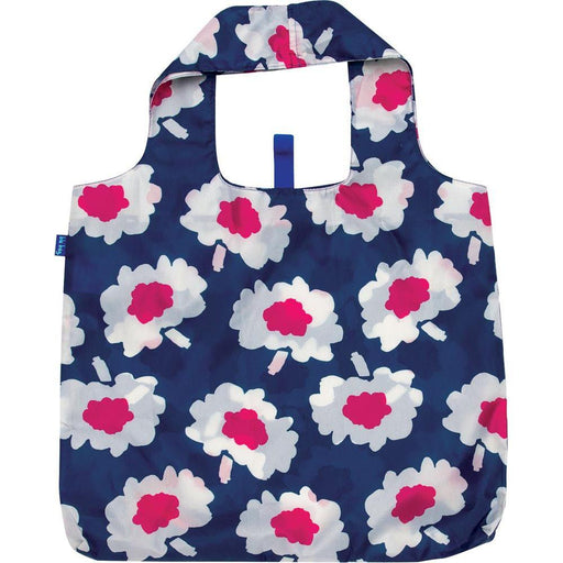 Adelaide Magenta Blu Bag Reusable Shopping Bags - rockflowerpaper LLC
