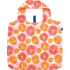 Citrus Red Blu Bag Reusable Shopping Bags