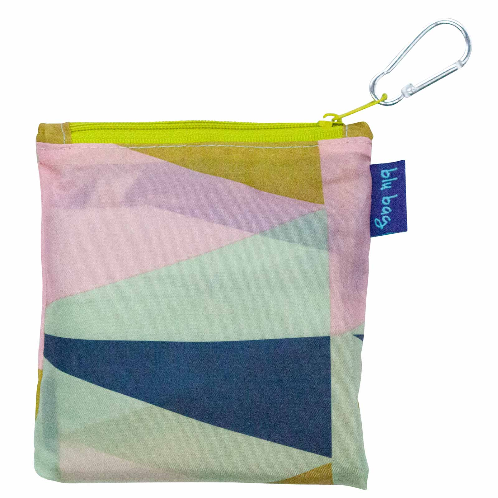 Zuri Blu Bag Reusable Shopping Tote - Machine Washable