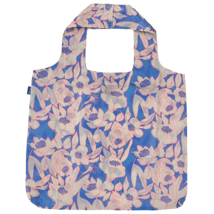 Rosalie Blue Blu Bag Reusable Shopping Bags - rockflowerpaper LLC