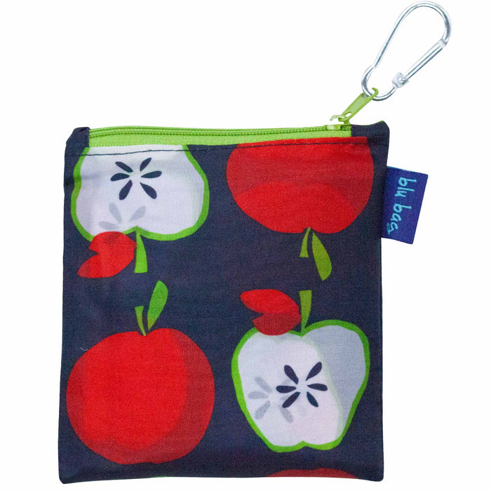 Apples Blu Bag Reusable Shopping Tote - Machine Washable