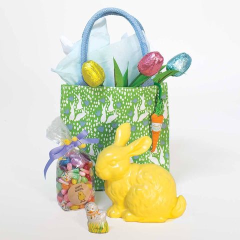 Bunnies Itsy Bitsy Gift Bags, Pack of 4 (Price is per Bag)