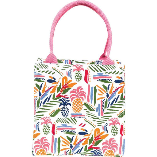 Tropics Itsy Bitsy Gift Bags, Pack of 4 (Price is per Bag) - rockflowerpaper LLC