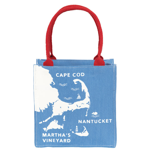 Coastal Cape blu Itsy Bitsy, Pack of 4 (Price is per Bag) - rockflowerpaper LLC