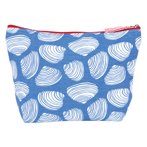 Clamshells Large Relaxed Pouch - rockflowerpaper LLC