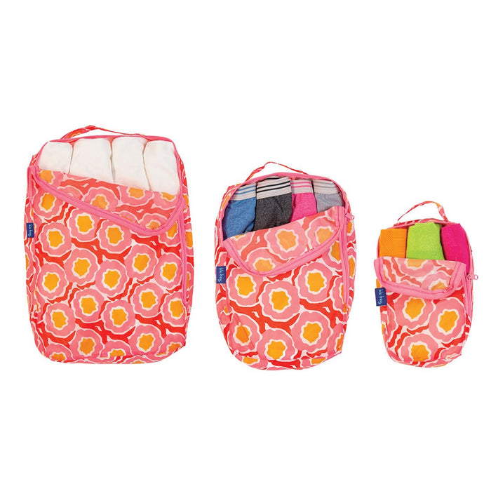 Blu Bag Travel Cubes - Set of Three