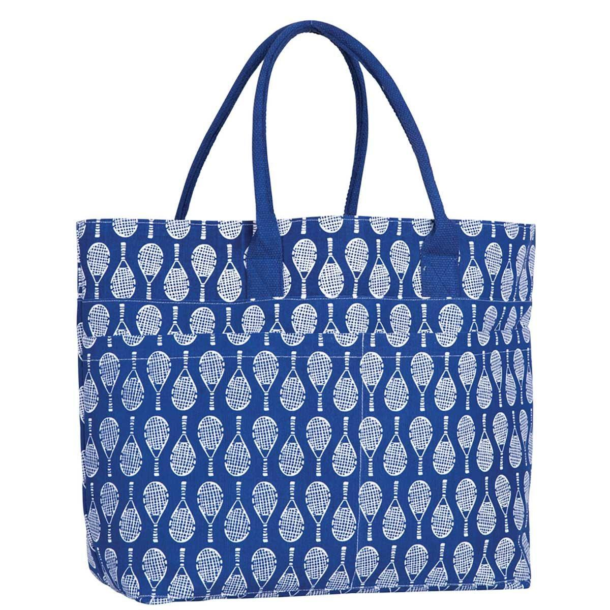 Tennis Beach Tote Bag