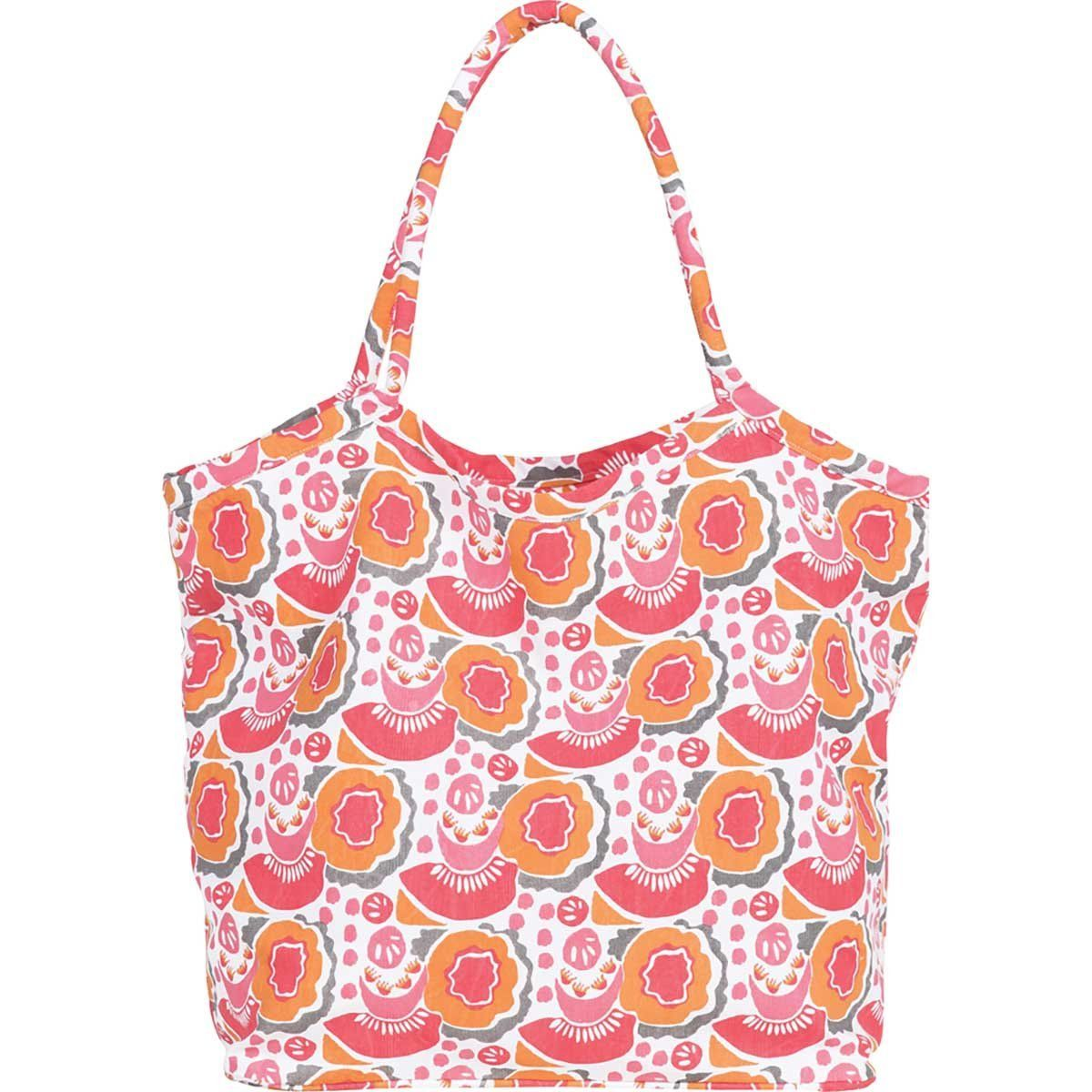 Melons Pink Beach Bucket Bag