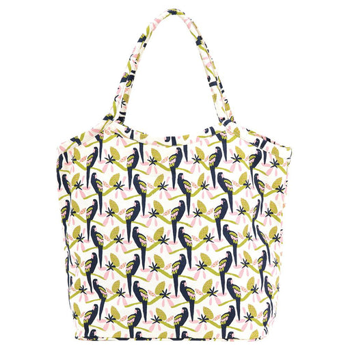 Tropical Parrot Bucket Bag - rockflowerpaper LLC