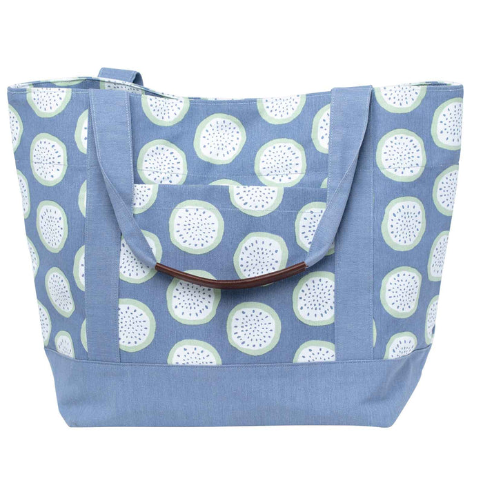 Dragonfruit Blue Carryall
