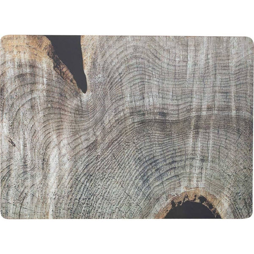 Tree Slab Placemat Set 4 - rockflowerpaper LLC