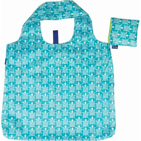 Sea Turtle Ocean Blu Bag Reusable Shopping Bag