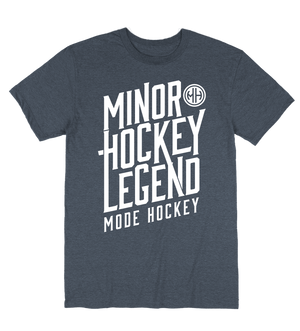 Adult Minor Hockey Legend T-Shirt