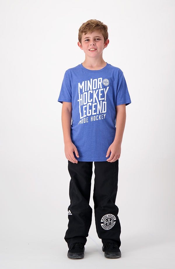 hockey t shirt - minor hockey legend