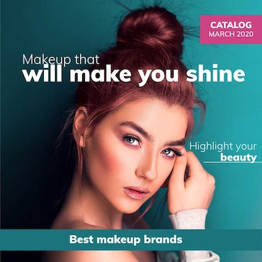 Catalog without prices Wholesalemakeup