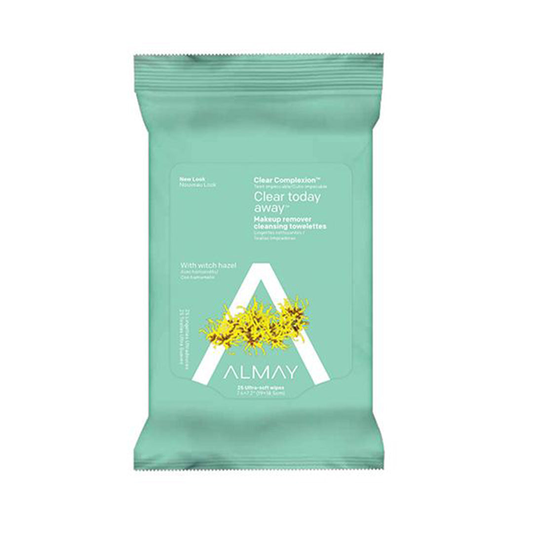 Almay Clear Complexion Makeup Remover - Wholesale Pack 48PCS (ACCM)