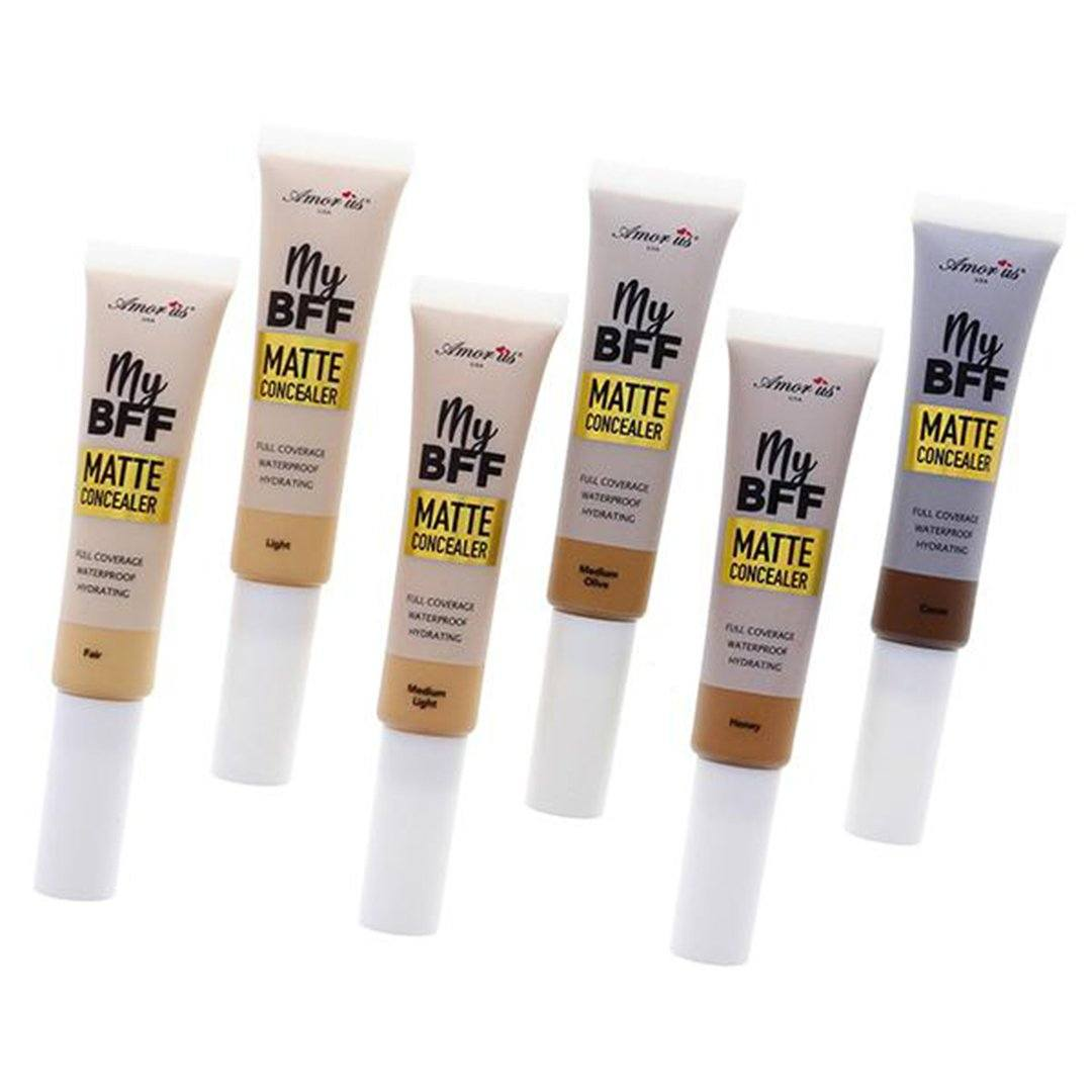 Amor Us my BFF - Matte Concealer - Wholesale Display 36PCS (CO-ABFFD)