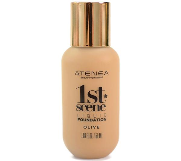 Atenea 1ST Scene Liquid Foundation - Wholesale Pack 6PCS (OLIVE)  - On Sale