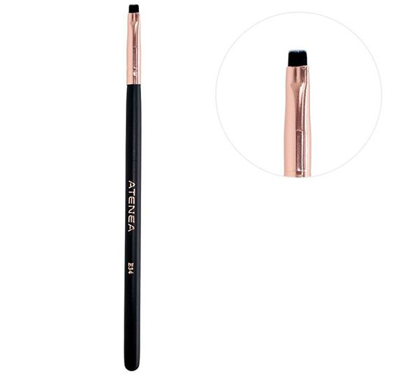 Atenea Black Rose Small Eyebrow Brush - Wholesale Pack 12PCS (E34)  - On Sale