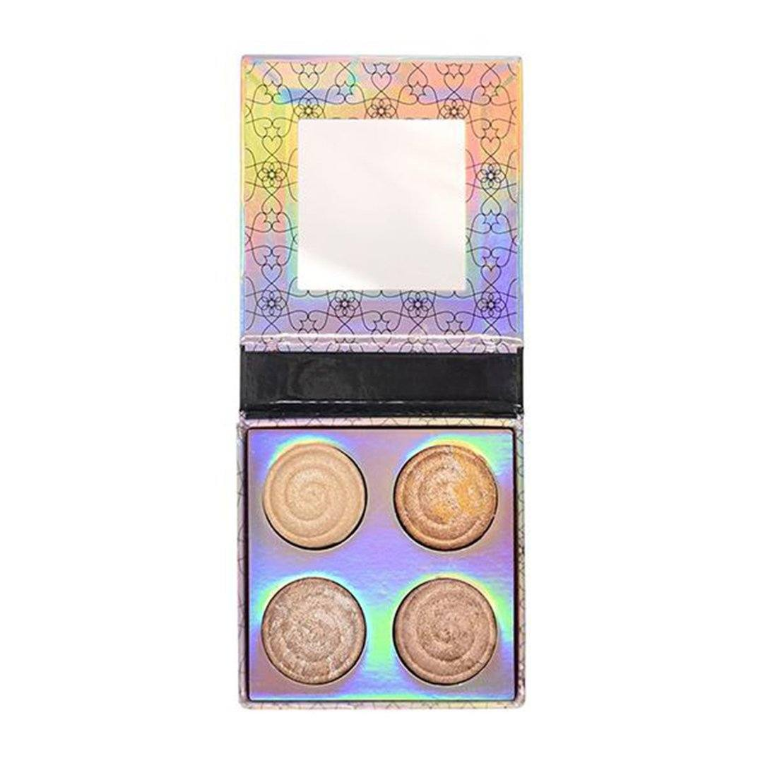 Atenea Divine Baked Highlither Palette - Wholesale Pack 6PCS (ES0446)