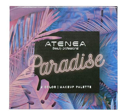 Atenea Paradise Eyeshadow Palette - Wholesale