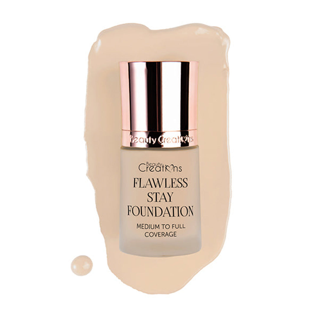 Beauty Creations Flawless Stay Foundation FS2.5 - Wholesale Pack 12PCS (FS2.5)