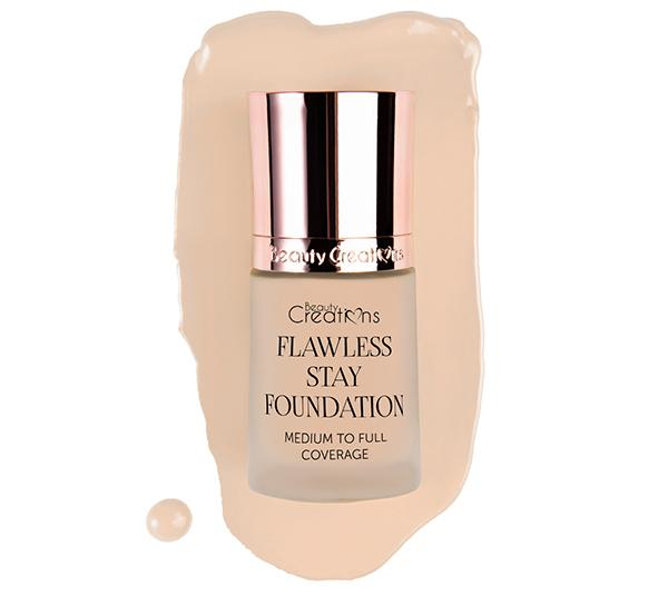 Beauty Creations Flawless Stay Foundation - Wholesale Pack 12PCS (FS3.0)