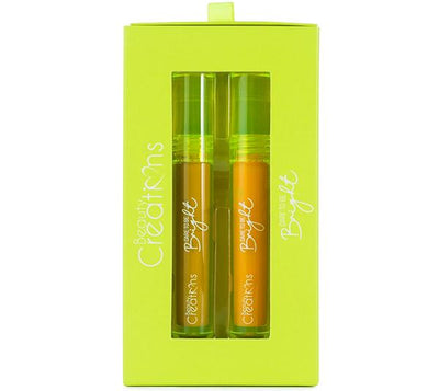 Beauty Creations Dare To Be Bright Neon Yellow Lipgloss Set