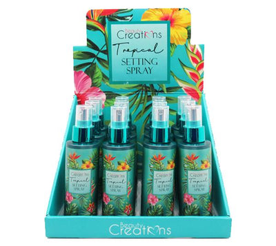 Beauty Creations Setting Spray Tropical
