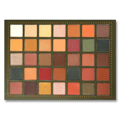 Wholesale Beauty Creations Eyeshadow 35 Color Pro Palette Olivia Pack 6PCS (BCE11)