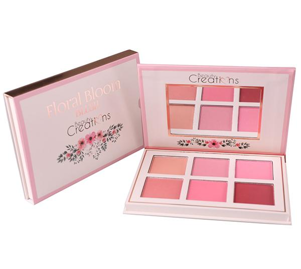 Beauty Creations Floral Bloom Blush - Wholesale Display 12PCS (BF01)