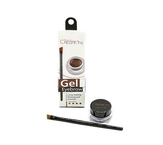 Beauty Creations Gel Eyebrow Long Lasting Waterproof - Wholesale Display 12PCS (EGD01)