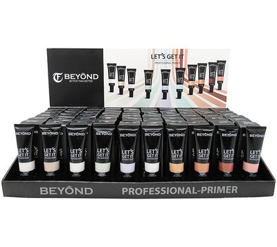 Wholesale Beyond Le's Get It Professional Primer DISPLAY 70PCS (PRDP)