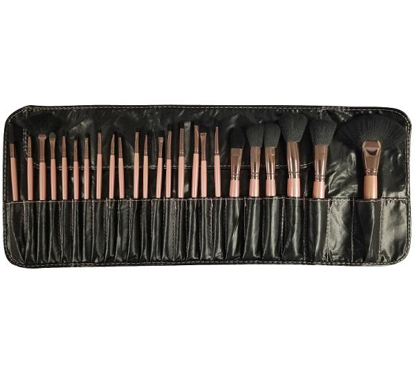 Candice Brush 24 PCS Rose Gold - Wholesale Pack 2PCS (CAN-BS24C)