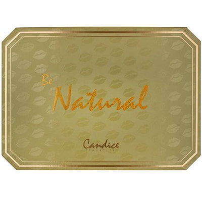 Wholesale Candice Be Natural 35 Colors Eyeshadow Palette Pack 5PCS (CAN-EP35B)