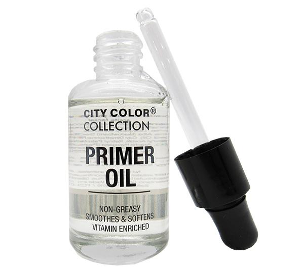 City Color Primer Oil - Wholesale Display 12PCS (F-0061)