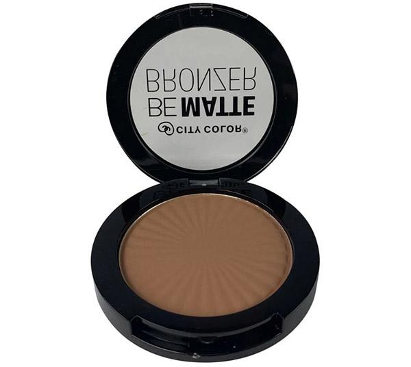 City Color Be Matte Bronzer - Wholesale Display 24PCS (C-0034)