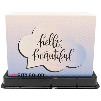 Wholesale City Color Hello Beautiful Display 6PCS (F-0101)