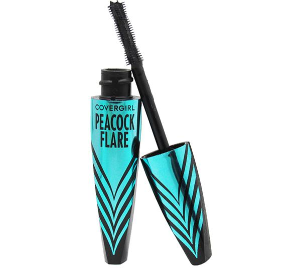 Covergirl Peacok Flare Mascara Jet Black - Wholesale Pack 24PCS (CPFM)