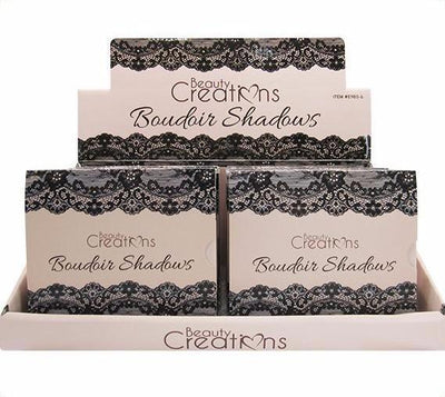 Beauty Creations Boudoir Shadow - Wholesale Display 12PCS (E9BS-B)
